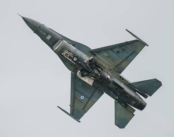 504, F-16 Fighting Falcon, F-16C Block 52+, Lockheed Martin, Polish Air Force, RIAT2016, Team Zeus, Viper (16.6Mp)