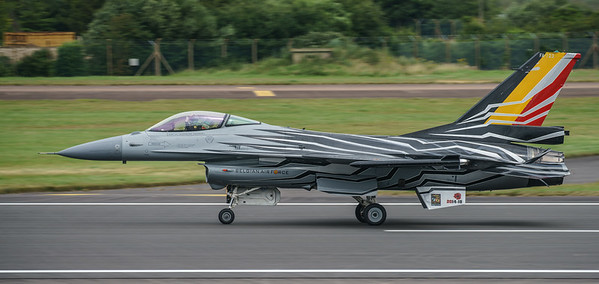Belgian Air Component, F-16 Fighting Falcon, F-16AM, FA-123, Lockheed Martin, RIAT2016, Viper (23.9Mp)