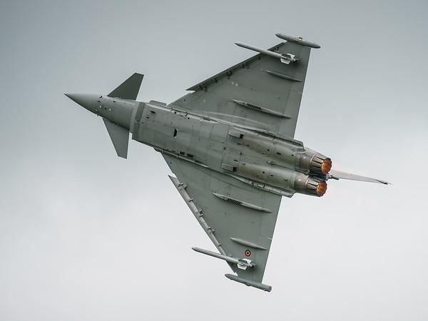 36-32, Eurofighter, F-2000A, Italian Air Force, MM7310, RIAT2016 (23.1Mp)