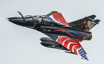 125-AM, 125-CL, 2000N, 353, 375, Dassault, French Air Force, Mirage, RIAT2016, Ramex Delta (5.2Mp)