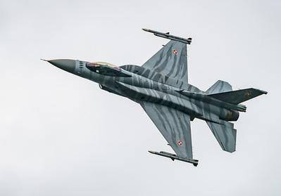 (Block 52), 4056, F-16 Fighting Falcon, F-16C, Lockheed Martin, Polish Air Force, RIAT2016, Viper (7.9Mp)