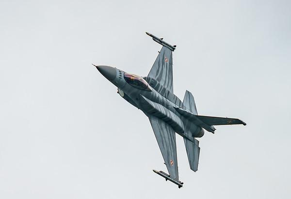 (Block 52), 4056, F-16 Fighting Falcon, F-16C, Lockheed Martin, Polish Air Force, RIAT2016, Viper (3.0Mp)