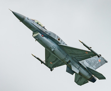 (Block 52), 4056, F-16 Fighting Falcon, F-16C, Lockheed Martin, Polish Air Force, RIAT2016, Viper (6.0Mp)