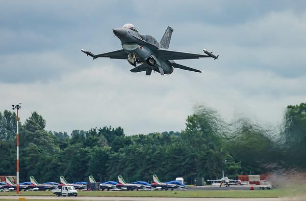 (Block 52), 4056, F-16 Fighting Falcon, F-16C, Lockheed Martin, Polish Air Force, RIAT2016, Viper (13.4Mp)