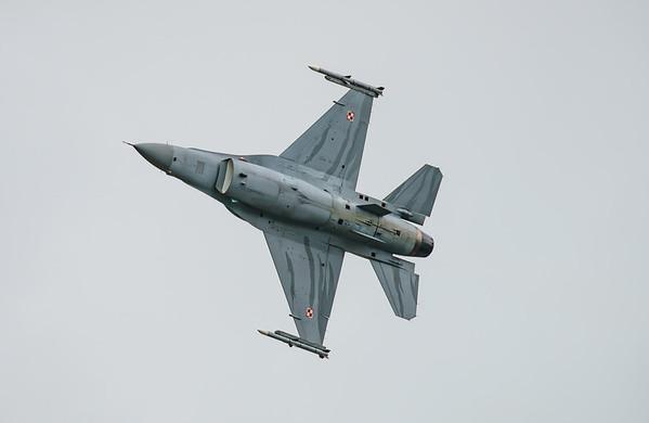 (Block 52), 4056, F-16 Fighting Falcon, F-16C, Lockheed Martin, Polish Air Force, RIAT2016, Viper (11.5Mp)