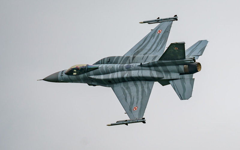 (Block 52), 4056, F-16 Fighting Falcon, F-16C, Lockheed Martin, Polish Air Force, RIAT2016, Viper (6.6Mp)