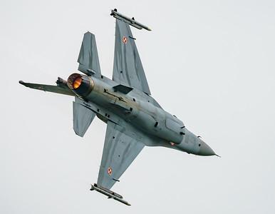 (Block 52), 4056, F-16 Fighting Falcon, F-16C, Lockheed Martin, Polish Air Force, RIAT2016, Viper (7.2Mp)