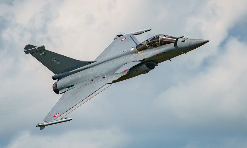 142, 4-GU, Dassault, French Air Force, RIAT2016, Rafale C (10.1Mp)