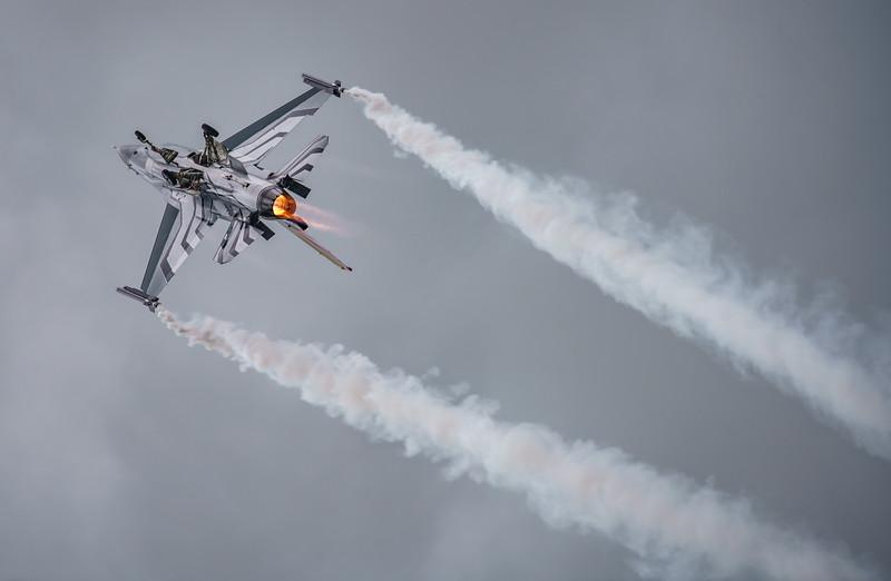 Belgian Air Component, F-16 Fighting Falcon, F-16AM, FA-123, Lockheed Martin, RIAT2016, Viper (25.3Mp)
