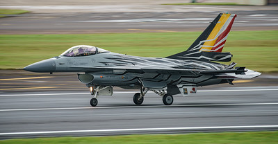 Belgian Air Component, F-16 Fighting Falcon, F-16AM, FA-123, Lockheed Martin, RIAT2016, Viper (21.8Mp)