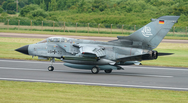 46+50, German Air Force, Panavia Aircraft, RIAT2016, Tornado ECR (19.8Mp)