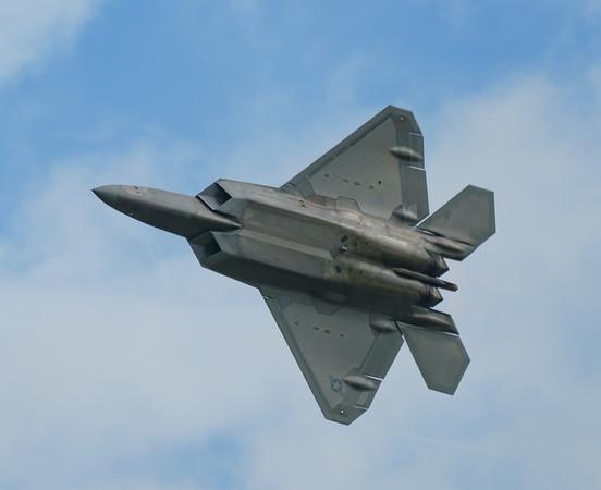 09-4181, F-22A, Lockheed Martin, RIAT2016, Raptor, US Air Force (8.9Mp)