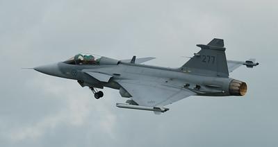 39277, Gripen, JAS 39C, RIAT2016, Saab, Swedish Air Force (14.3Mp)
