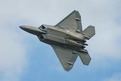 09-4181, F-22A, Lockheed Martin, RIAT2016, Raptor, US Air Force (8.1Mp)
