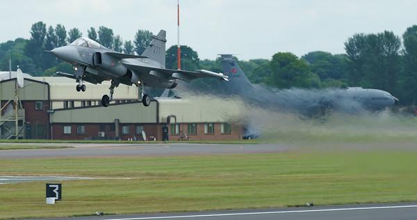 39277, Gripen, JAS 39C, RIAT2016, Saab, Swedish Air Force (11.9Mp)