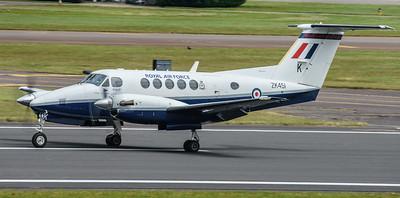 Beechcraft, King Air B200GT, RAF, RIAT2016, Royal Air Force, ZK451, k (19.2Mp)