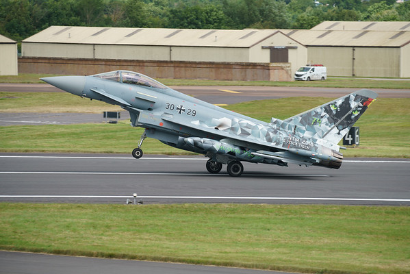 30+29, EF2000, Eurofighter, German Air Force, RIAT2016, The Cyber Tiger (42.2Mp)