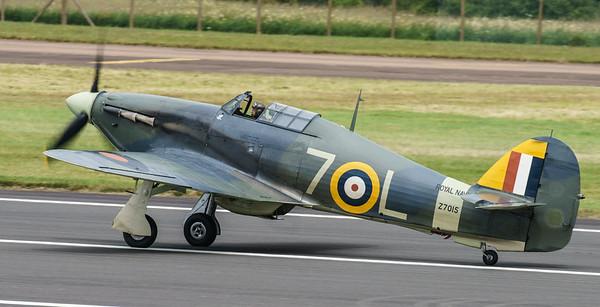 7-L, Hawker, Hurricane, RIAT2016, Sea Hurricane 1B, Shuttleworth Collection, Z7015 (13.5Mp)