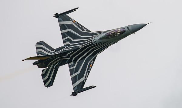 Belgian Air Component, F-16 Fighting Falcon, F-16AM, FA-123, Lockheed Martin, RIAT2016, Viper (9.0Mp)