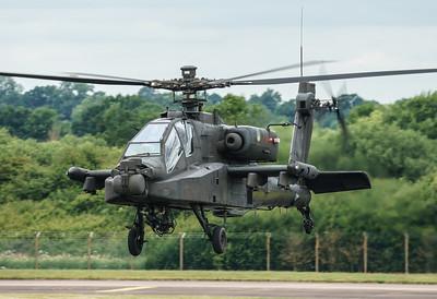AH-64-D, AH-64D, Apache, Boeing, Q-18, RIAT2016, Royal Netherlands Air Force (16.5Mp)