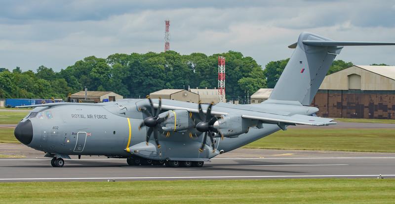 A400M, Airbus, Atlas, C1, CN:017, RAF, RIAT2016, Royal Air Force, ZM402 (28.1Mp)
