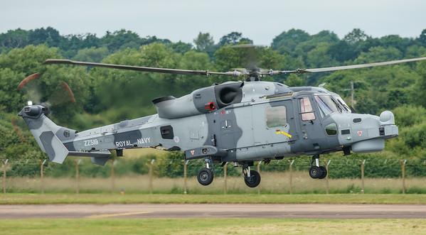 Agusta-Westland, Black Cats, HMA2, RIAT2016, Royal Navy, Wildcat, ZZ519 (24.3Mp)