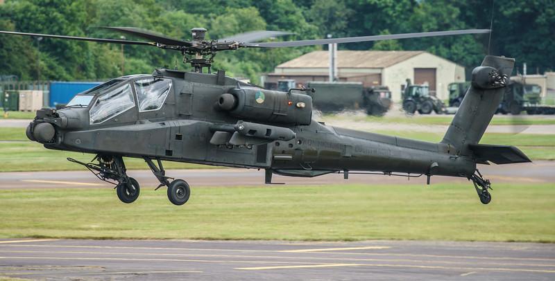 AH-64-D, AH-64D, Apache, Boeing, Q-18, RIAT2016, Royal Netherlands Air Force (27.1Mp)