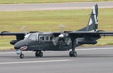 BN-2T-4S, Britten-Norman, Defender 4000, G-WPNS, RIAT2016, demonstrator aircraft (7.1Mp)