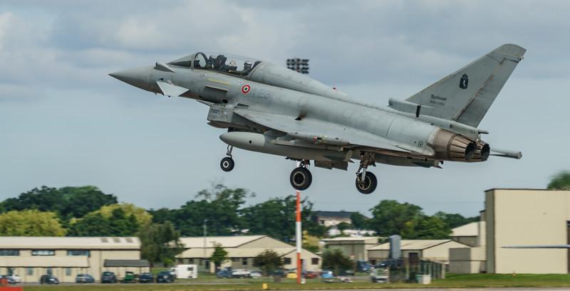 4-23, Eurofighter, F-2000T, Italian Air Force, MM55095, RIAT2016 (17.4Mp)