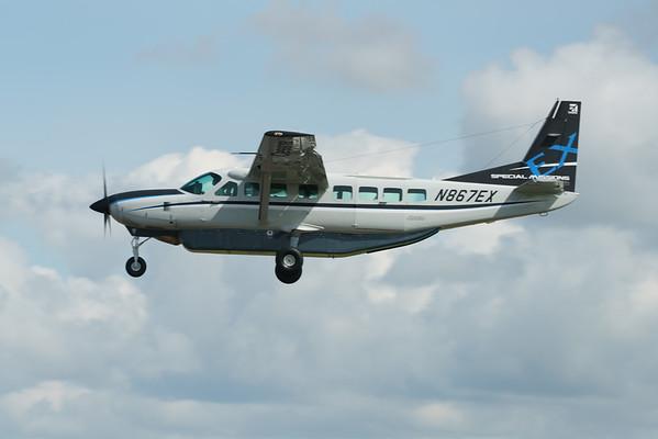 208B, Cessna, Grand Caravan EX, N867EX, RIAT2016 (42.2Mp)