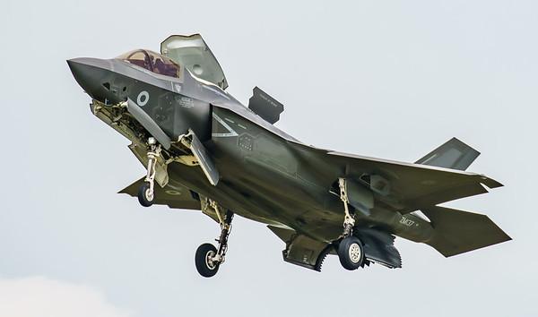 F-35, F-35B, Lightning II, Lockheed Martin, RAF, RIAT2016, Royal Air Force, ZM137 (5.9Mp)