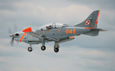 130TC Turbo, PZL-Mielec, Polish Air Force, RIAT2016, Team Orlik (32.9Mp)