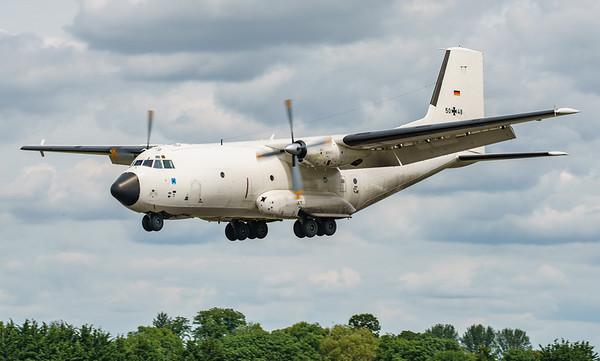 50+48, C-160D, German Air Force, RIAT2016, Transall (27.0Mp)