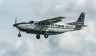 208B, Cessna, Grand Caravan EX, N867EX, RIAT2016 (26.3Mp)