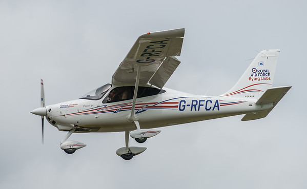 G-RFCA, P2008 JC, RIAT2016, Royal Air Force flying clubs, Tecnam (16.2Mp)