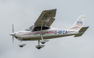 G-RFCA, P2008 JC, RIAT2016, Royal Air Force flying clubs, Tecnam (16.2Mp)