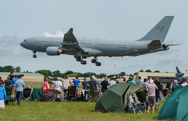 A330 MRTT, A39-001, Airbus, KC-30A, Multi Role Tanker Transport, RIAT2016, Royal Australian Air Force (15.9Mp)