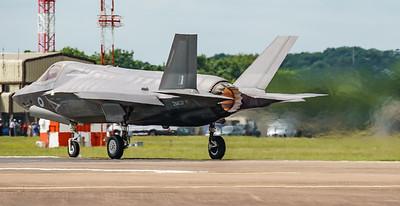 F-35, F-35B, Lightning II, Lockheed Martin, RAF, RIAT2016, Royal Air Force, ZM137 (12.9Mp)