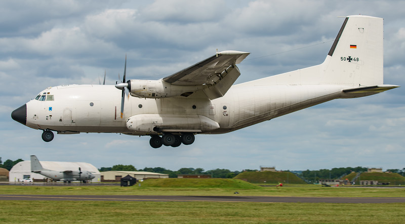 50+48, C-160D, German Air Force, RIAT2016, Transall (29.4Mp)