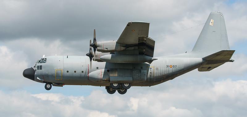 31-07, C130, C130H, Hercules, Lockheed, RIAT2016, Spanish Air Force (29.9Mp)