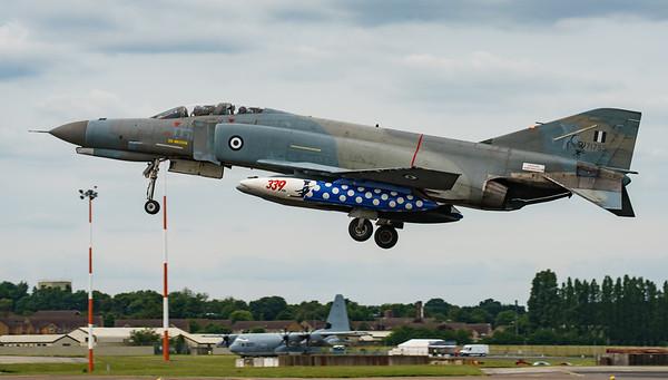 (Greek Air Force), 71755, F-4E, Hellenic Air Force, McDonnell Douglas, Phantom, RIAT2016 (26.7Mp)