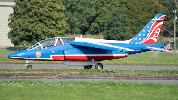 Alpha Jet, Biggin Hill, Dassault, Festival of Flight 2017, French Air Force, Patrouille Acrobatique de France; London Biggin Hill Airport,Biggin Hill,London,England