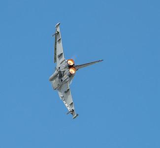 BY, Biggin Hill, Eurofighter, Festival of Flight 2017, RAF, Royal Air Force, Typhoon FGR.4, ZK354; London Biggin Hill Airport,Biggin Hill,London,England
