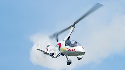 Calidus, G-DISP, Gyrocopter, Gyroplane, Rotorsport UK, Wings, Wings and Wheels 2017; Dunsfold Aerodrome,Waverley District,Surrey,England