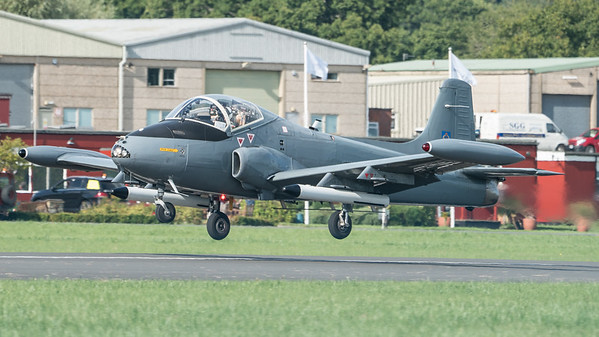 '425', BAC, G-SOAF, Mk82A, Strikemaster, Wings, Wings and Wheels 2017; Dunsfold Aerodrome,Waverley District,Surrey,England