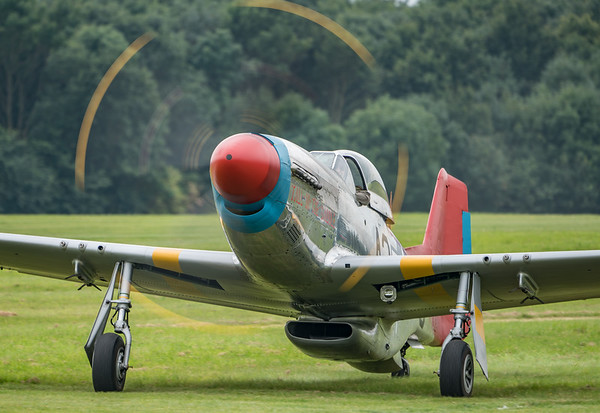 472035, A3-3, Mustang, Mustang P51D, North American, Red Tail, Shuttleworth Heritage Day, Tall In The Saddle; Old Warden Aerodrome,Bedford,Central Bedfordshire,England