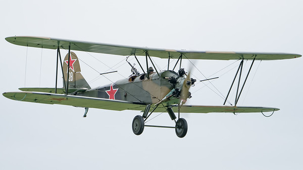 """Night Witch"", 28, G-BSSY, Po2, Polikarpov, Shuttleworth Heritage Day; Old Warden Aerodrome,Bedford,Central Bedfordshire,England"