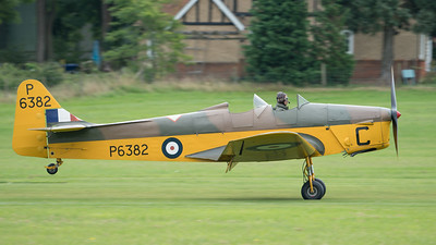 G-AJRS, M14A, Magister, Miles, P6382, Shuttleworth Heritage Day; Old Warden Aerodrome,Bedford,Central Bedfordshire,England