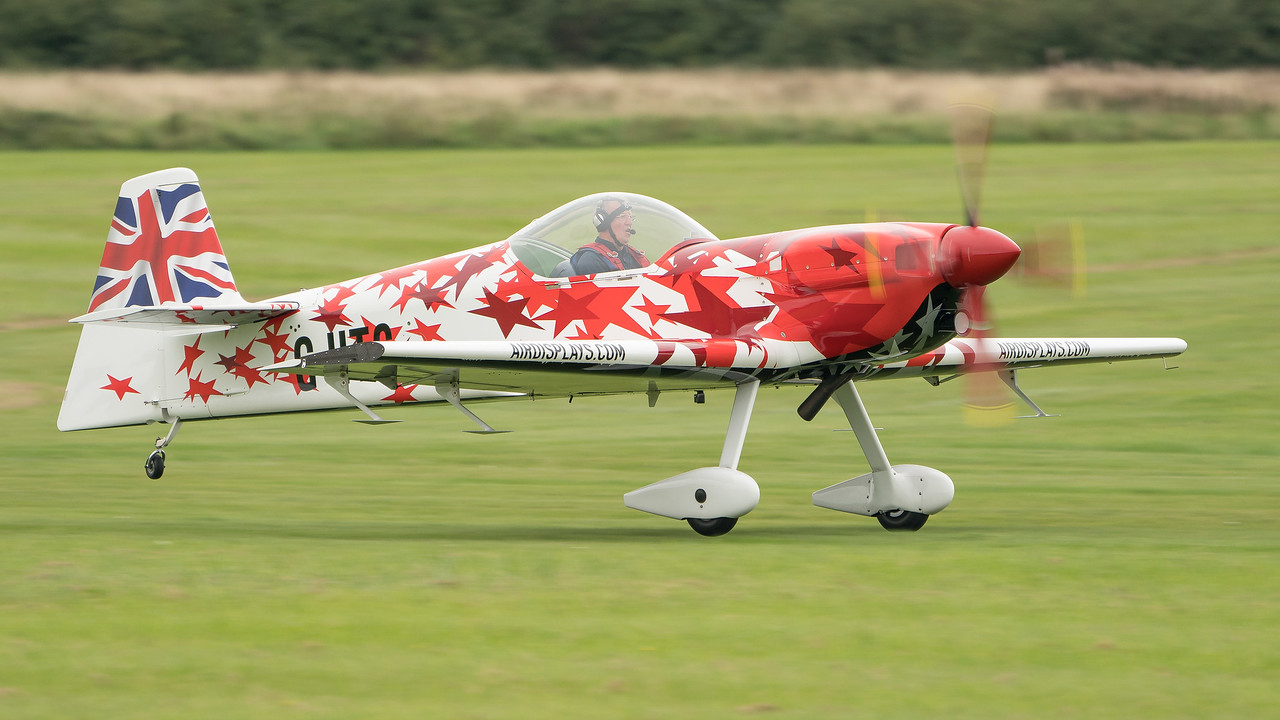 CAP-230, G-IITC, Global Stars, Mudry, Shuttleworth Heritage Day; Old Warden Aerodrome,Bedford,Central Bedfordshire,England