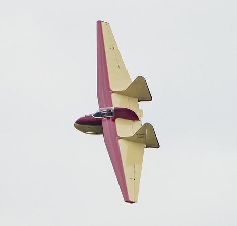 AV 36, BGA1999, Fauvel, Glider, Monobloc, No133, Shuttleworth Heritage Day; Old Warden Aerodrome,Bedford,Central Bedfordshire,England